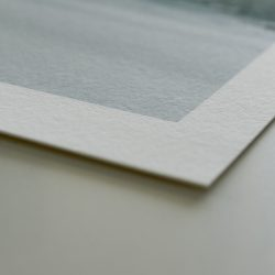 Matte Textured Cotton Rag